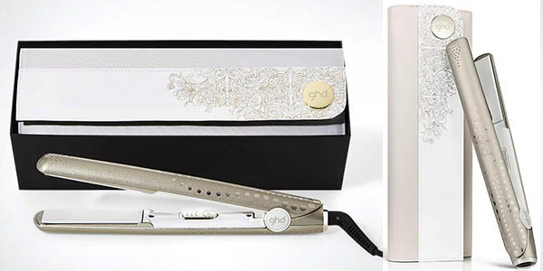 ghd v artic gold styler