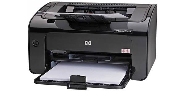 Chollo Impresora Hp Laserjet Pro P1102w Al 53 De