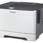Impresora láser color Lexmark CS410DN
