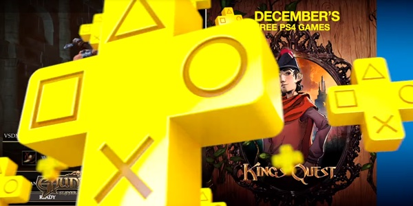Juegos con PS Plus diciembre 2015