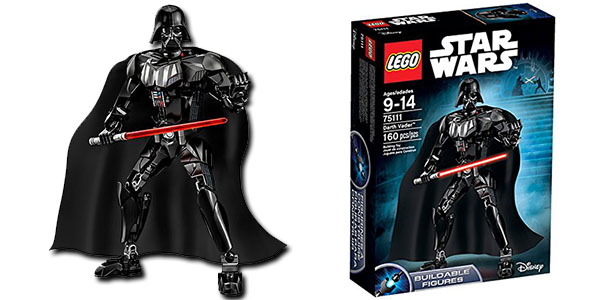 Set Lego Star Wars: Darth Vader