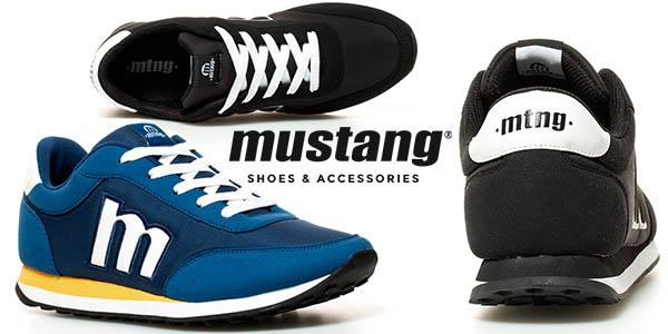 Mustang Funner zapatillas baratas hombre
