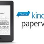 Nuevo Kindle Paperwhite al mejor precio