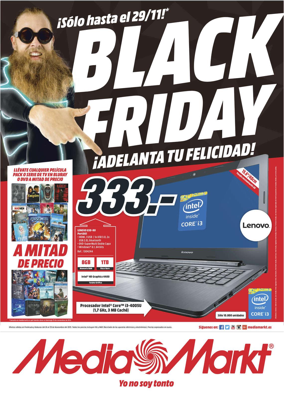 1140 x 1600 blog.ofertitas.es. Ofertas del catálogo Media Markt ... ae9a06985539