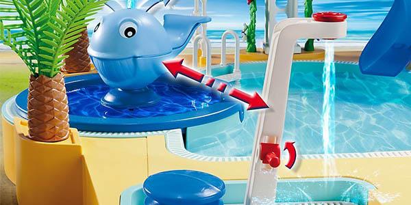 Oferta playmobil vacaciones con piscina y trampol n por s lo 33 - Piscina toys r us ...