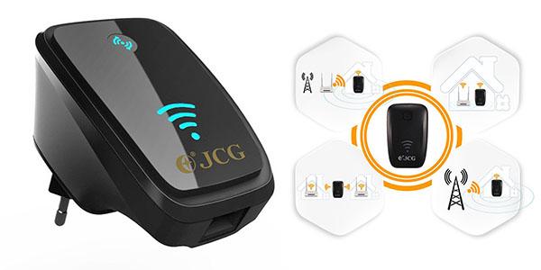 Repetidor WiFi JCG U25