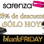 Ofertas Sarenza Black Friday
