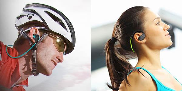 Descuentos en auriculares deportivos en Amazon