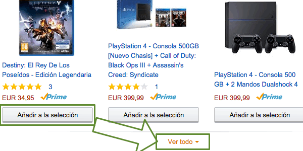 comprar ps4 barata amazon