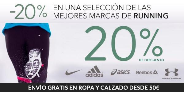 69a0868d5f63b Ofertas running en Deportes El Corte Inglés hasta el 8 de diciembre