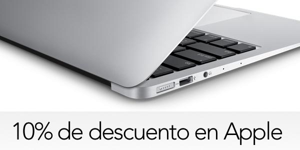 descuento en ordenadores Mac