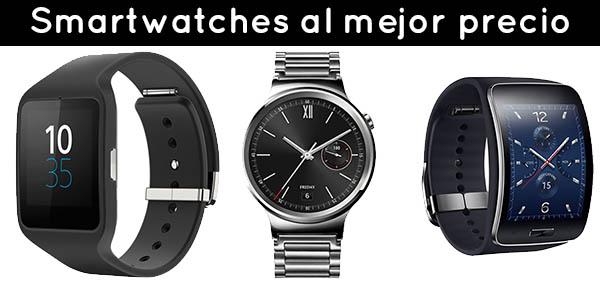 Especial smartwatches con enormes descuentos en el corte for Relojes de pared el corte ingles