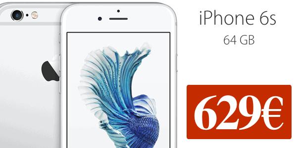 Iphone 6s barato libre