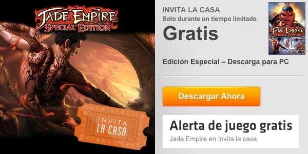 descargar gratis Jade Empire Origin