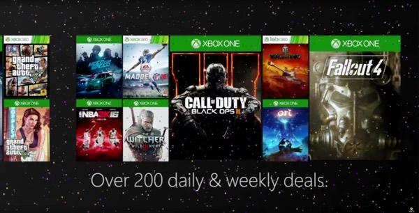 rebajas Xbox Navidad 2015