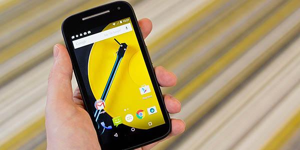 Aspecto del Motorola Moto E 2ºGen