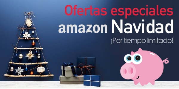 Amazon Ofertas Navidad 2015