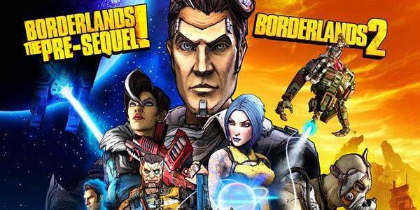 Borderlands 2 + Borderlands: The Pre-Sequel