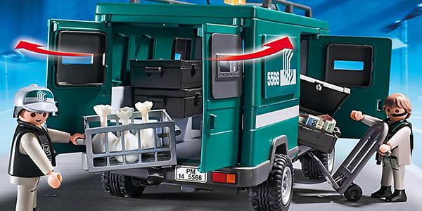 Playmobil Vehículo Dinero Por Chollo Para Transportar Sólo 26 39€ y0mnwOPNv8