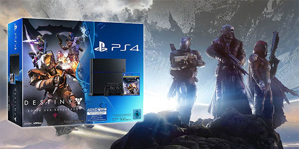 Pack Playstation 4 + Destiny