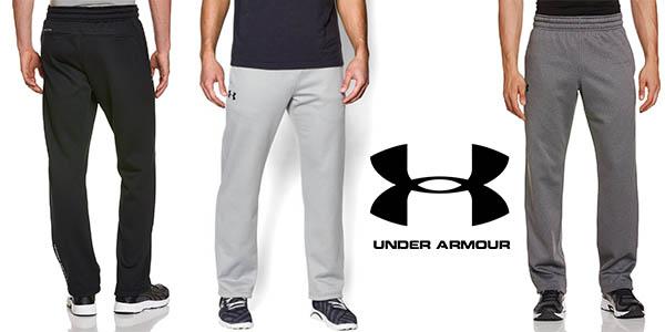 3ea8ed00da26d Chollazo pantalones de chándal para hombre Under Armour desde 29€