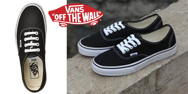 zapatillas vans casual