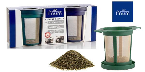 Finum Goldton filtros para infusiones