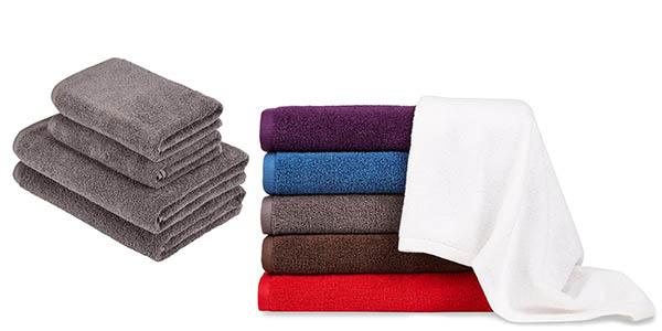 Juego de toallas baratas