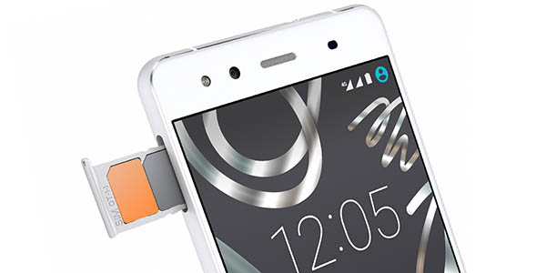 BQ Smartphone libre dual sim