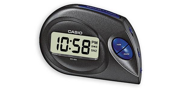 Reloj Despertador Casio DQ-583-1EF