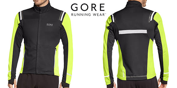 Cortavientos Gore Running Wear Mythos 2.0 Windstopper