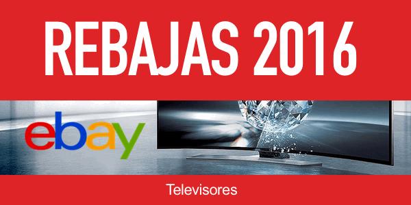 Televisores baratos enero 2016