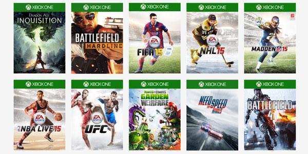 Juega A 14 Titulos De Ea Access Gratis Durante Una Semana Para Xbox One