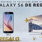 Smartphone Galaxy S6 gratis al comprar tu TV Samsung