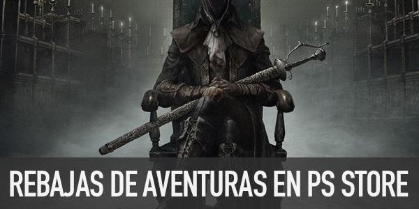 Rebajas PS Store de aventuras enero 2016