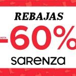 Rebajas 2016 Sarenza
