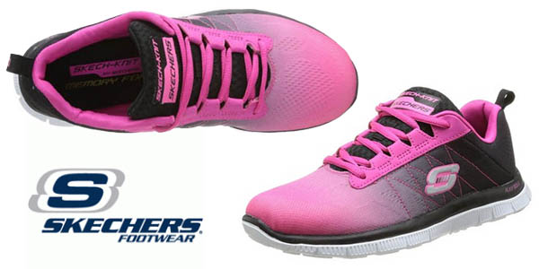 skechers fitness mujer