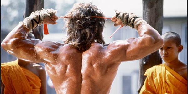 Trilogía Rambo en Blu-Ray