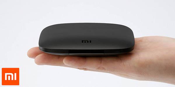 Diseño TV Box Xiaomi 3