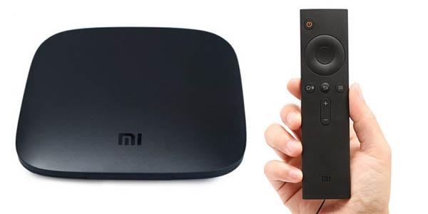 Reproductor TV Box Xiaomi 3