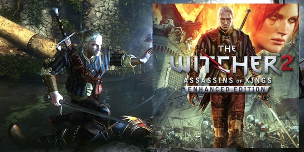 The Witcher 2 gratis Xbox