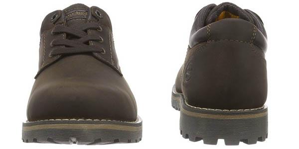 Diseño zapatos marrones Dockers