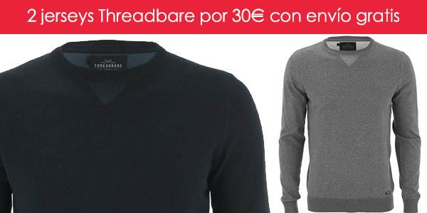 Promoción 2 por 30€ jerseys hombre