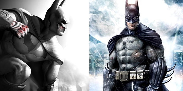 Batman Arkham Asylum City oferta