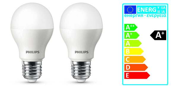 Bombillas LED baratas de Philips