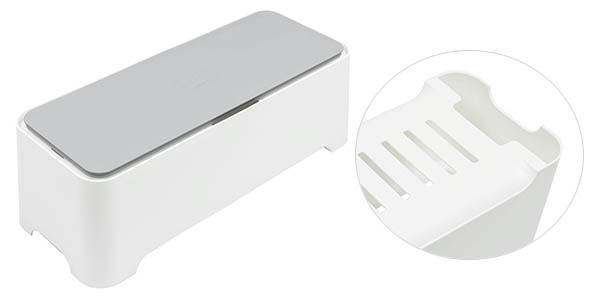 Caja organizadora de cables The Ebox