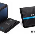 Cargador solar USB BlitzWolf