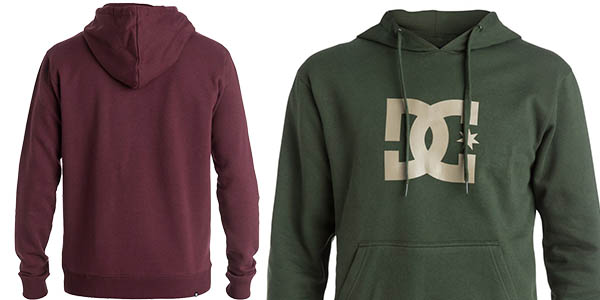 sudadera dc shoes barata