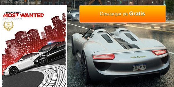 need for speed most wanted descargar