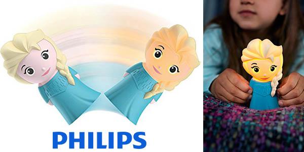 elsa frozen lámpara philips